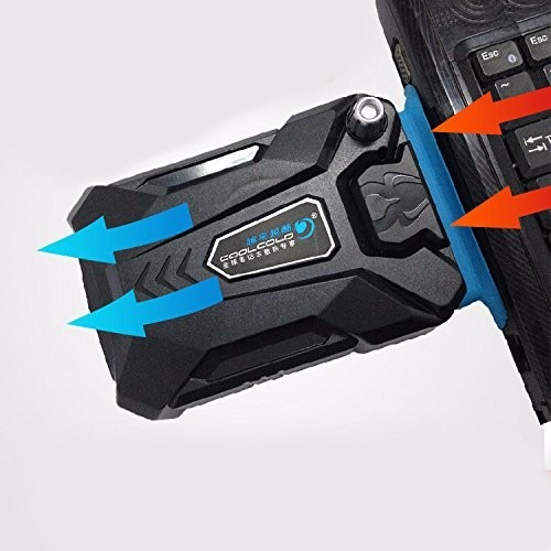 cooler notebook gamer extractor ventilador ice troll 3