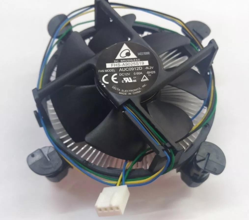 Cooler P Processador Intel Lga 1156 1155 1150 1151 Original R 30 Fan Carregando Zoom