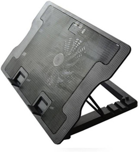 cooler pad para notebook 9 a 17  inclinación adaptable