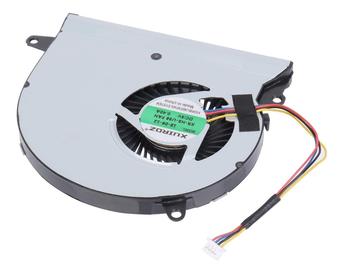 New Cpu Cooling Fan FOR Asus U56 U56E U56E-Bal7 U56E-Bbl5 U56E-EBL8 BFB0705HA