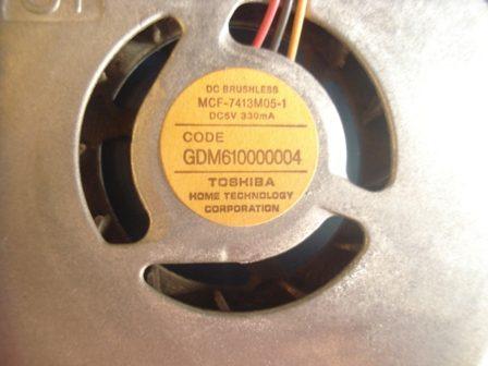 cooler para laptop toshiba serie 1800