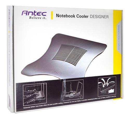 cooler para notebook antec designer