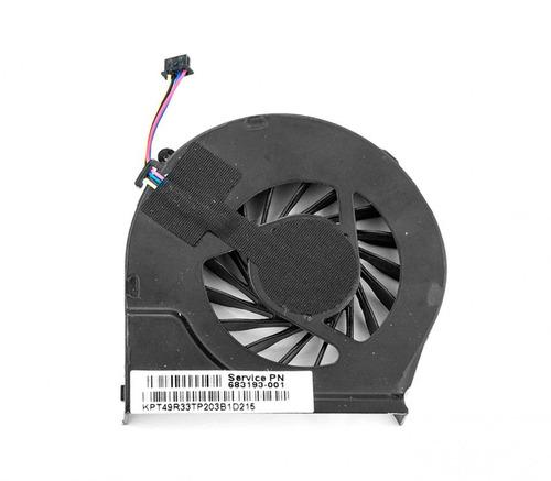 cooler para notebook hp pavilion g4-2115br   4 vias