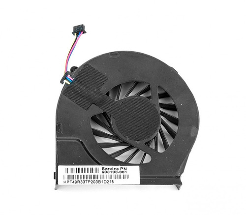 cooler para notebook hp pavilion g4-2160br | 4 vias