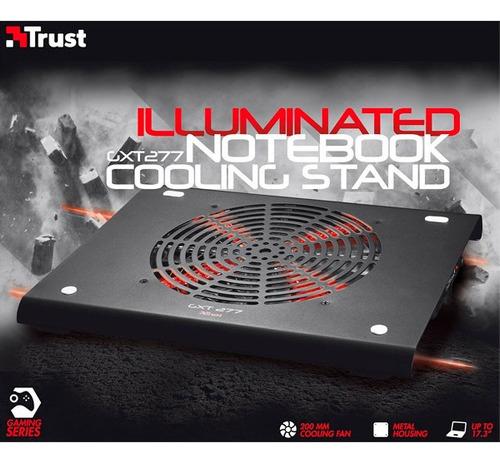 cooler para notebook trust gxt 277