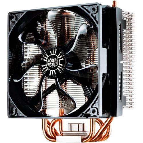 cooler para processador cooler master hyper t4 rr-t4-18pk-r1