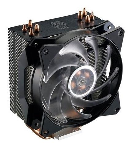 cooler para processador masterair ma410p rgb - map-t4pn-220p