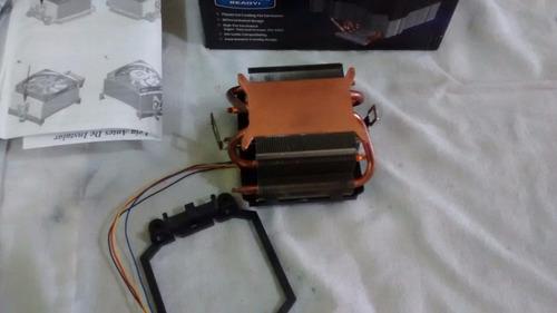 cooler para processador socket am2, 754, 939, 940 e 1207