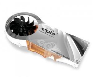 cooler para tarjeta de video spire silver blaze