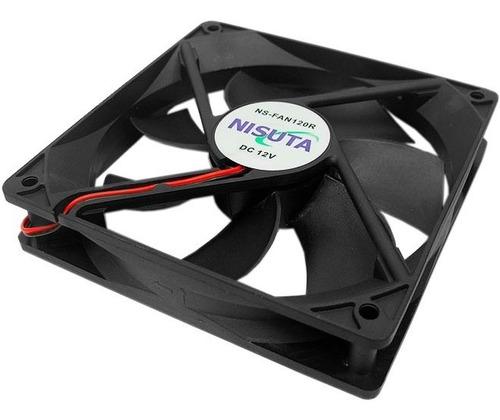 cooler pc fan turbina ventilador 120mm ruleman 12v 4p