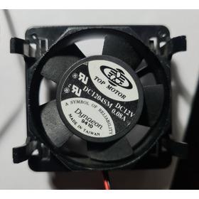 Cooler Pc Top Motor Dc 12v 0.08a 50x50 Mm