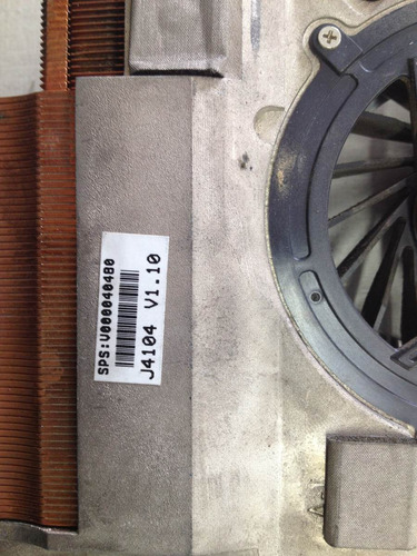 cooler toshiba sat a60s159