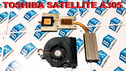 cooler toshiba satellite a305 séries udqfrzh05c1n