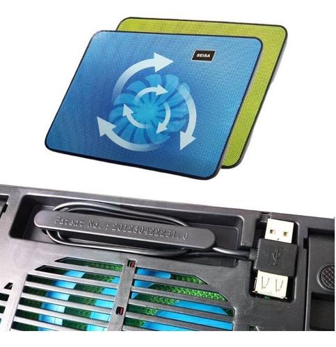 cooler universal notebook 14 / 15,6 pulgadas - factura a/b