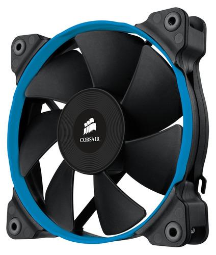 cooler ventilador corsair sp120 de alto rendimiento