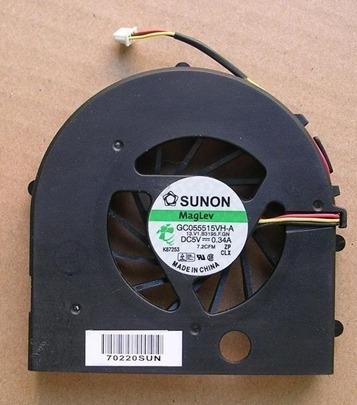 cooler ventilador notebook dell studio xps m1530 series