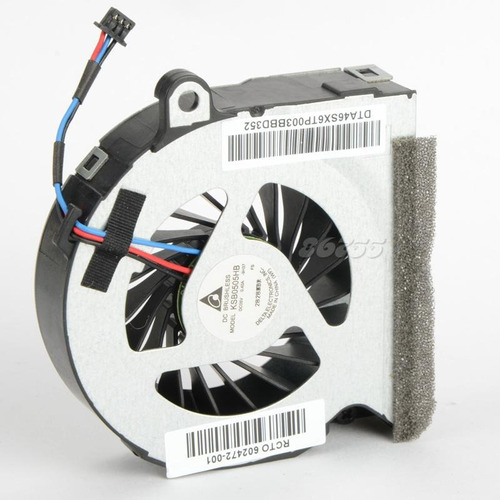 cooler ventoinha hp probook 4420 4421 4421 4321 4325 5v 2.5w