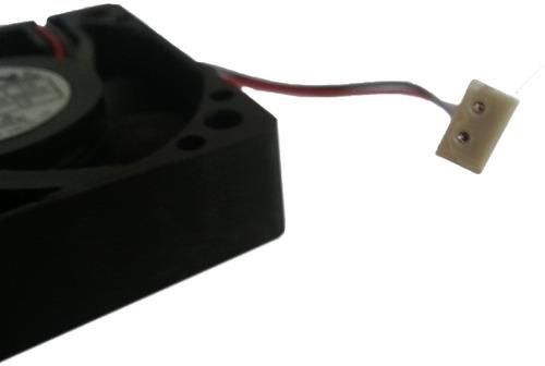 cooler ventoinha microventilar fan 50x50x15 5x5x1,5 12v 0,08