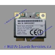 Tarjeta De Red Wifi Para Hp Soneview N1400 / N1401