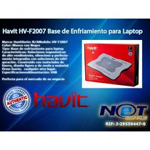 Havit Hv-f2007 Base De Enfriamiento