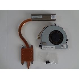 Cooling Fan Ventilador Laptop Dell Inspiron 15 3521