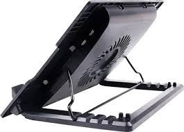 cooling pad ventilador para lapto ajustable 3 niveles 2 usb