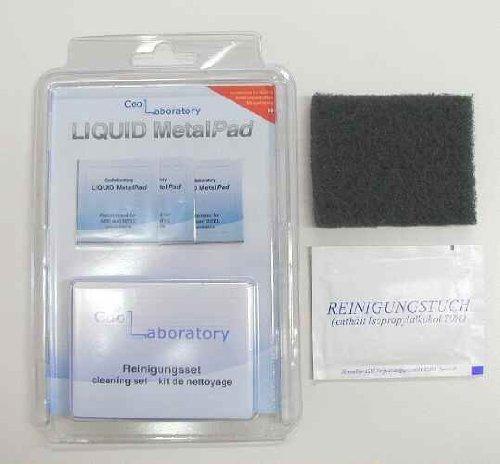 coollaboratory liquid metalpad 3pack conduccion termica cpu