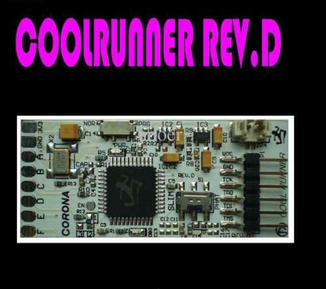 Coolrunner Rev. D (p  Xbox 360 - Reset Glitch Hack - Rgh) - R  15 34a655615a260