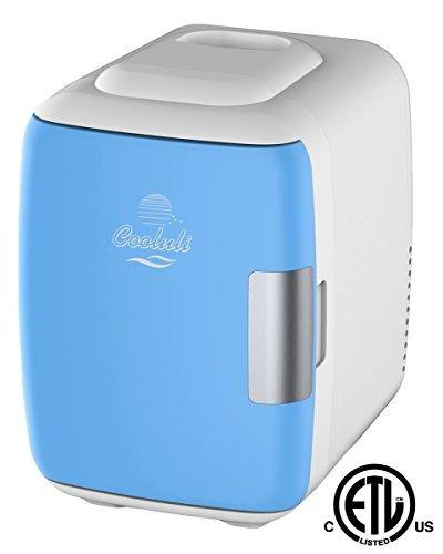 cooluli mini refrigerador refrigerador electrico y calentado