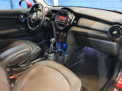 cooper 1.5 12v turbo gasolina 2p automático