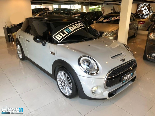 cooper 2.0 s top 16v turbo 2017 blindado