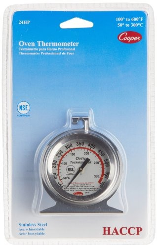 cooper-atkins 24hp-01-1 oven thermometer nsf haccp ss 100/6
