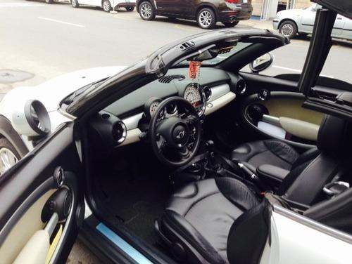 cooper convertible de dos puertas uso personal