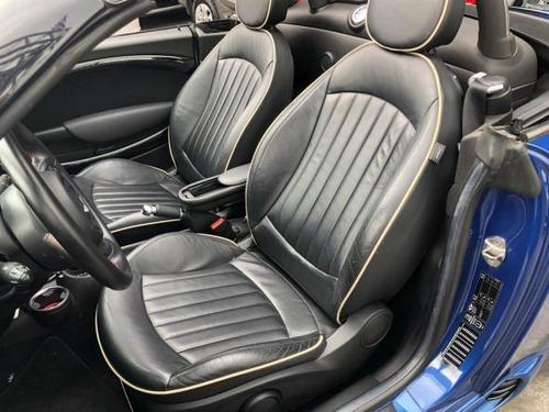 cooper roadster s 1.6 automatico conversível 2012