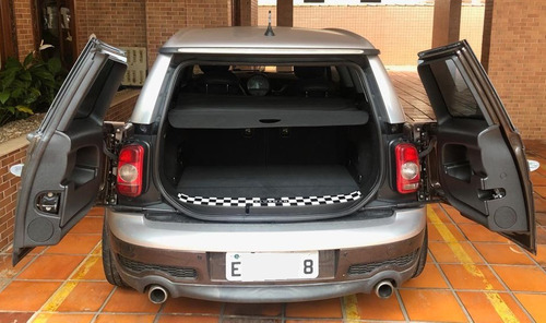 cooper s clubman 1.6 turbo 2010 /2010 marrom top completo
