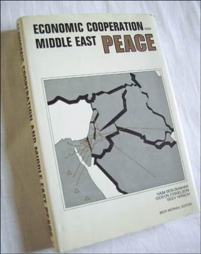 cooperacion economica y paz en medio oriente / en ingles