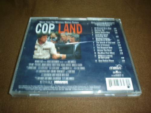 cop land-cd-music from miramax motion picture soundtrack dmm