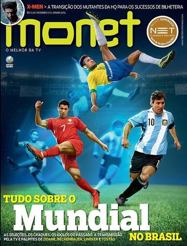 copa 2014 brasil-monet ed.135\jun\2014-otimo estado