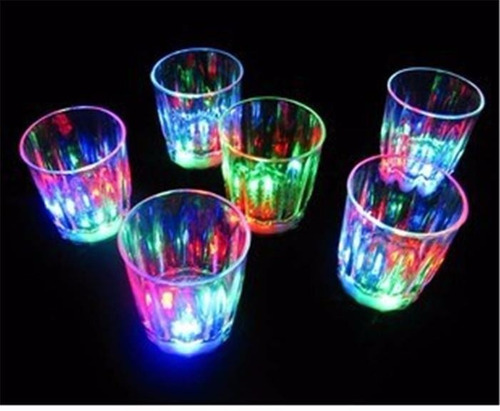 copa aguardiente led