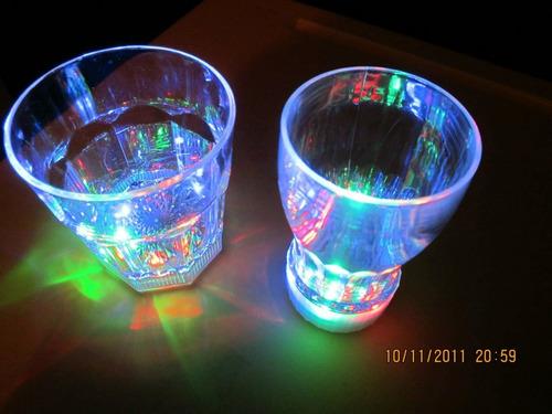 copa aguardiente led vaso led eventos fiestas