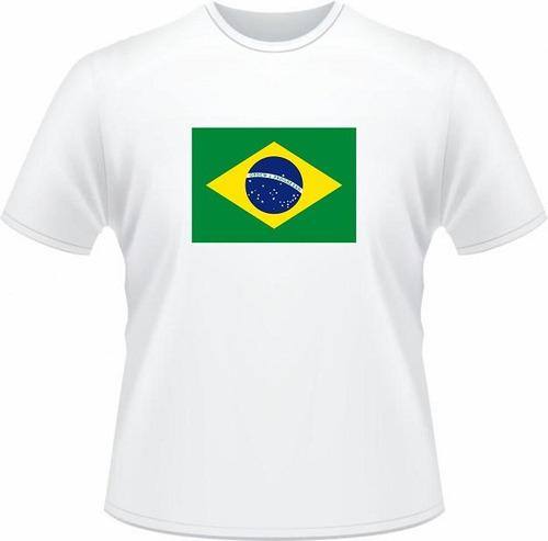 copa america camiseta-baby look-feminina brasil -so branca