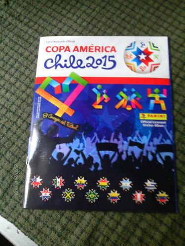 copa america no chile 2015  ( vazio ) cortesia do editor