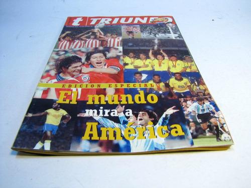 copa america paraguay 1999 especial triunfo