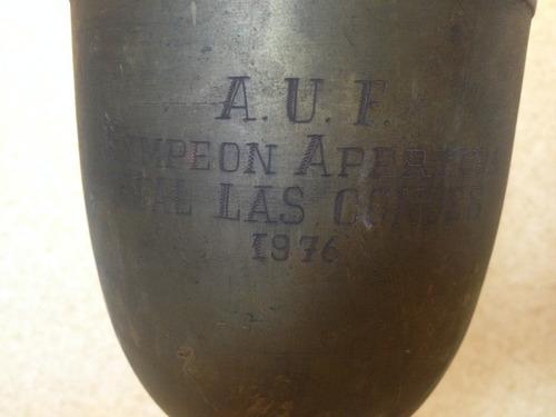 copa antigua campeon apertura real las condes 1976