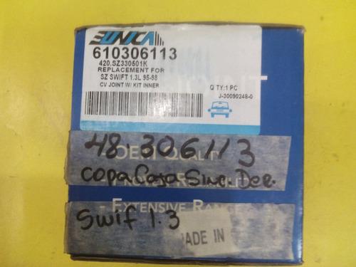 copa caja swift 1.3 95-98  (sincronico) (derecha) hembra