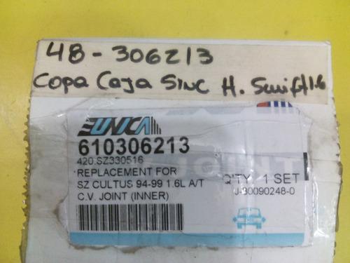 copa caja swift 1.6 (sincronico) (derecha) hembra 22x26