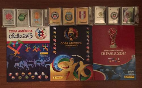 copa confederaciones  + copa américa 215 + copa américa 2016