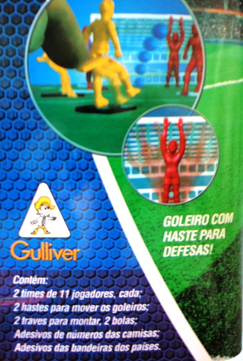 copa continental gulliver futebol club brasil x alemanha. Carregando zoom. 619c4c8783ce3