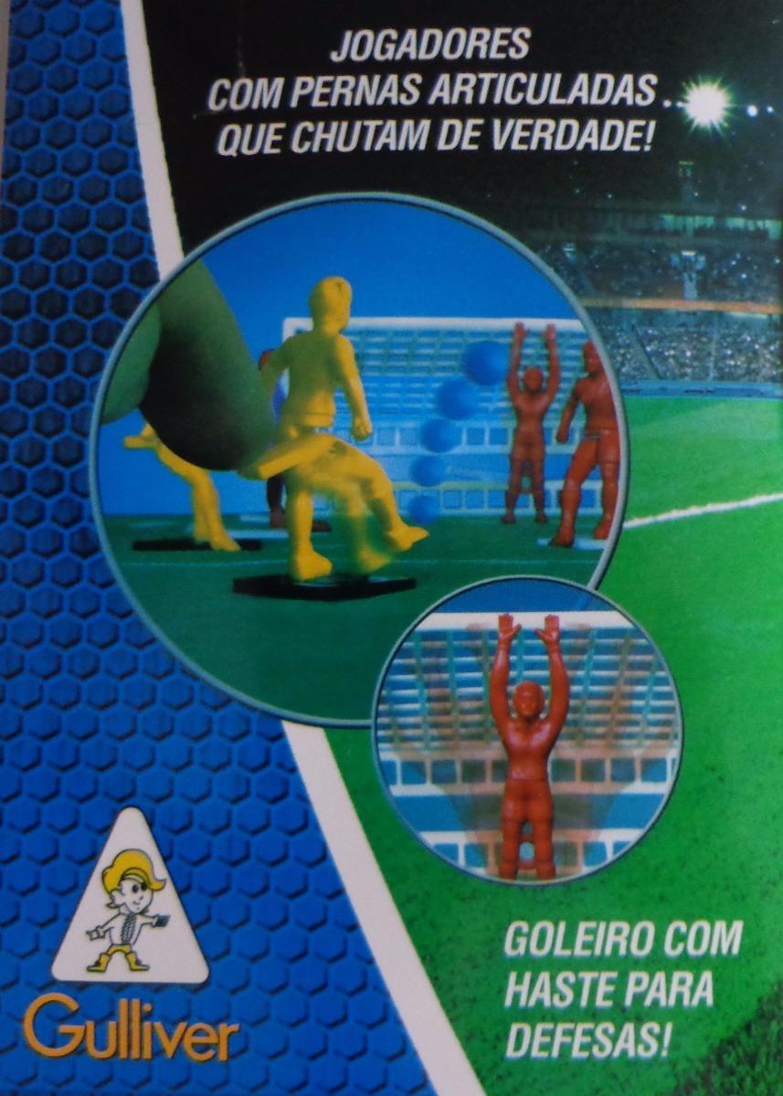 copa continental gulliver futebol club brasil x espanha. Carregando zoom. 6646737cdc7ef