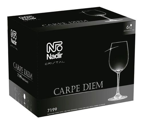 copa cristal nadir 450 ml x 6 vino tinto